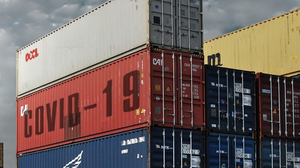 COVID-19 cargo