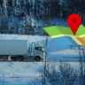 Better situational awareness via on road cargo IoT tracking