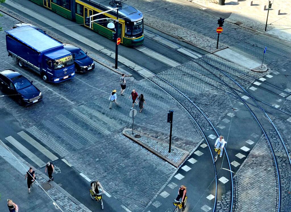 The CO2 emissions of city's vehicles - CVW pilot